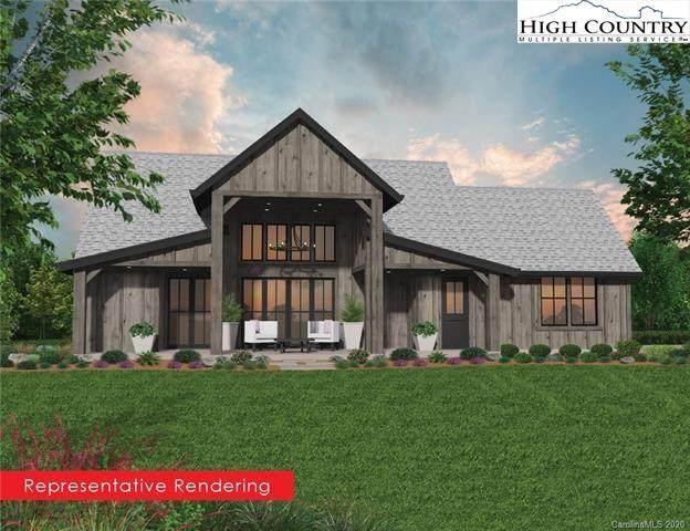 Lot 31 123 Silver Fox Lane, Banner Elk, NC 28604 (#227348) :: Mossy Oak Properties Land and Luxury