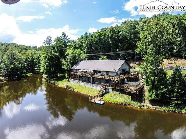 LOT305 6.74 ac Sleepy Creek Trail, Deep Gap, NC 28618 (#227420) :: Mossy Oak Properties Land and Luxury