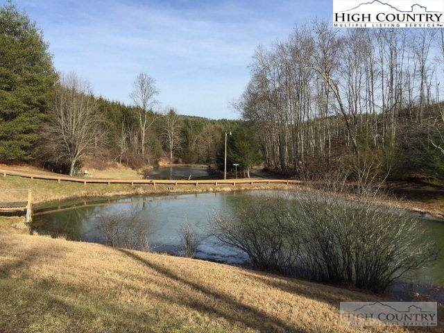 Lot 5 Lucky Lakes Drive, Piney Creek, NC 28663 (#228362) :: Mossy Oak Properties Land and Luxury
