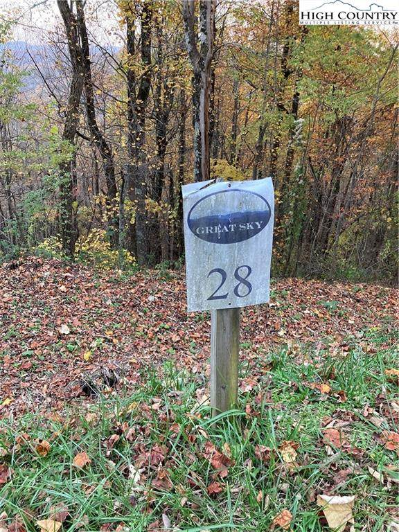 TBD Great Sky Drive, Todd, NC 28684 (#229925) :: Mossy Oak Properties Land and Luxury