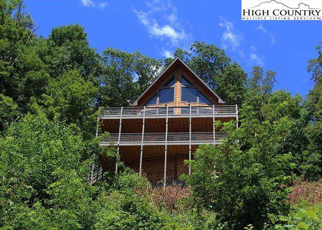 950 Great Sky Drive, Todd, NC 28684 (#231637) :: Mossy Oak Properties Land and Luxury