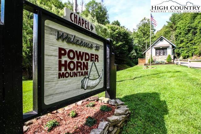 TBD Powder Horn Estates Drive, Deep Gap, NC 28618 (MLS #233428) :: RE/MAX Impact Realty