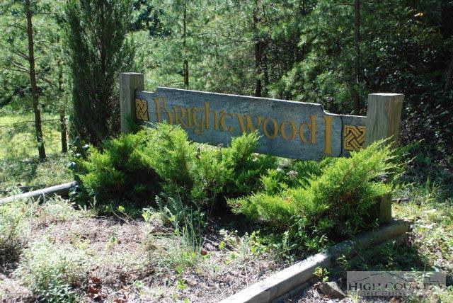 Lot 3 Brightwood, Deep Gap, NC 28618 (MLS #39200814) :: Keller Williams Realty - Exurbia Real Estate Group