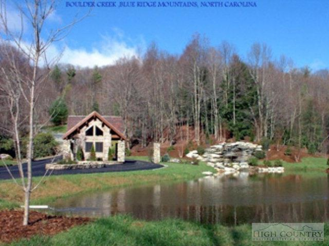 Lot 5 Boulder Creek Drive, Boone, NC 28605 (MLS #39200894) :: Keller Williams Realty - Exurbia Real Estate Group