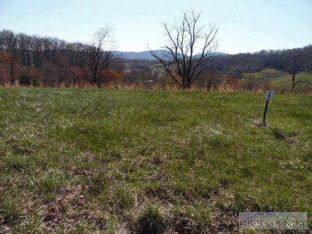 Lot 6 Tom's Knob, Sparta, NC 28675 (MLS #39200993) :: Keller Williams Realty - Exurbia Real Estate Group