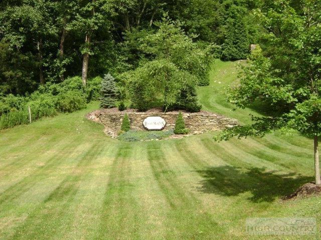 Lot 11 Fieldstone Heights, Blowing Rock, NC 28605 (MLS #39202055) :: Keller Williams Realty - Exurbia Real Estate Group