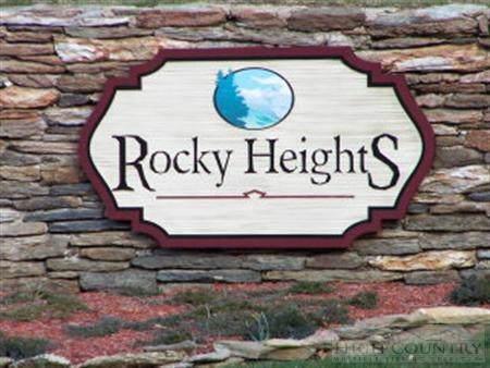 Lot 8 Fieldstone Heights Drive, Blowing Rock, NC 28605 (MLS #39202695) :: Keller Williams Realty - Exurbia Real Estate Group