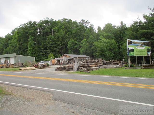 2184 Linville Falls Highway, Pineola, NC 28662 (MLS #39202832) :: RE/MAX Impact Realty