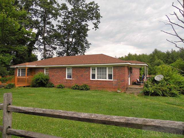 40 1 & 2 Glade Valley Church Road, Glade Valley, NC 28627 (MLS #39202933) :: RE/MAX Impact Realty