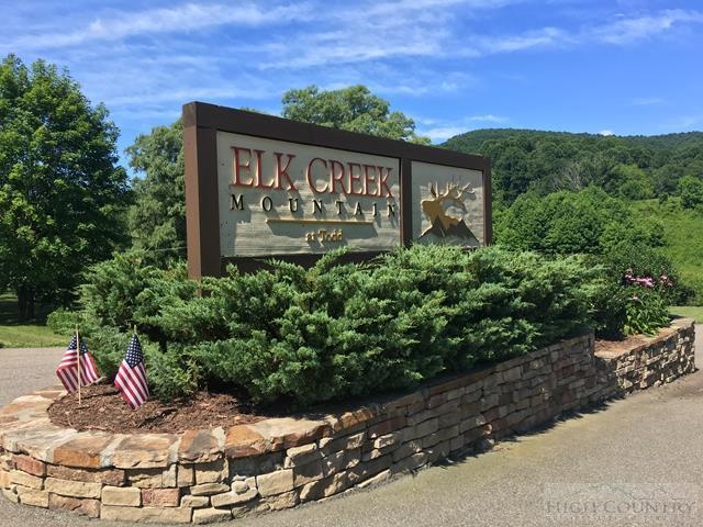 Tbd Elk Creek Mountain Parkway, Todd, NC 28684 (MLS #39203296) :: Keller Williams Realty - Exurbia Real Estate Group