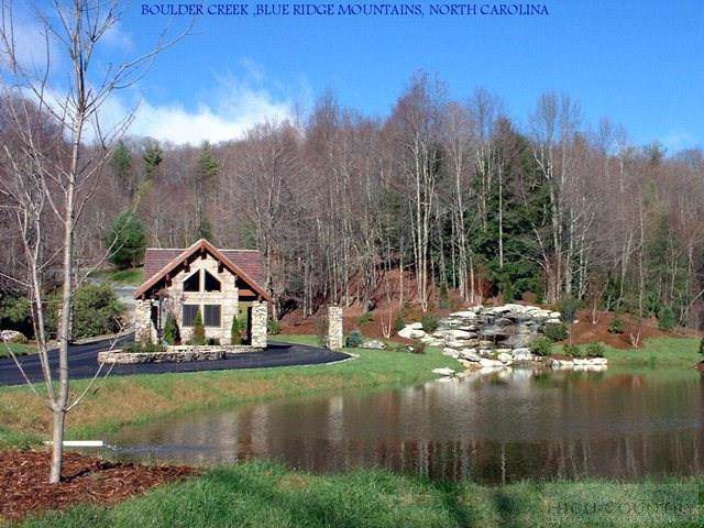 Lot 21 Scaley Bark Lane, Boone, NC 28607 (MLS #39205618) :: Keller Williams Realty - Exurbia Real Estate Group