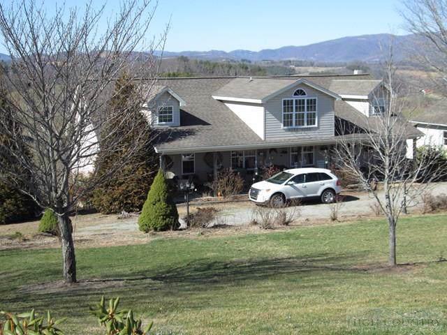 739 Elk Creek Church Road, Sparta, NC 28675 (MLS #39206663) :: RE/MAX Impact Realty