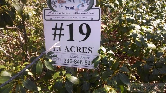 #19 Christmas Mountain Lane, Fleetwood, NC 28626 (MLS #39206772) :: RE/MAX Impact Realty