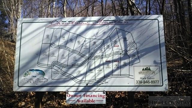 11 Christmas Mountain Lane, Fleetwood, NC 28626 (MLS #39206779) :: Keller Williams Realty - Exurbia Real Estate Group