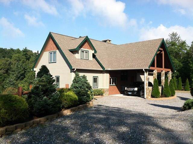442 Boone Coffey Trail, Boone, NC 28605 (MLS #39207028) :: Keller Williams Realty - Exurbia Real Estate Group