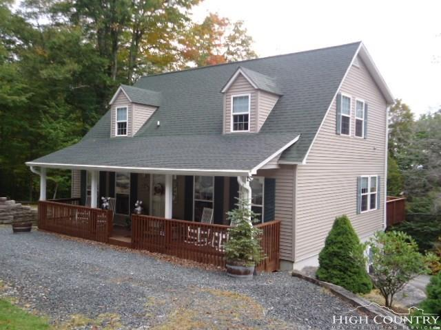 119 Village Cluster Road, Beech Mountain, NC 28604 (MLS #181206) :: Keller Williams Realty - Exurbia Real Estate Group