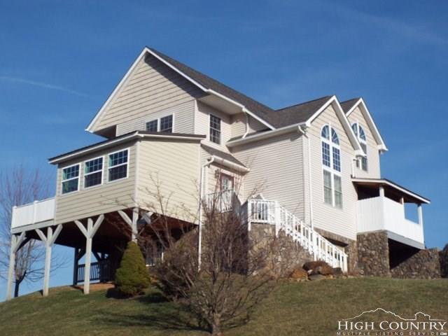 73 Walter Ridge Road, West Jefferson, NC 28694 (MLS #201923) :: Keller Williams Realty - Exurbia Real Estate Group