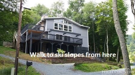 111 Skiview Lane, Beech Mountain, NC 28604 (MLS #206068) :: Keller Williams Realty - Exurbia Real Estate Group
