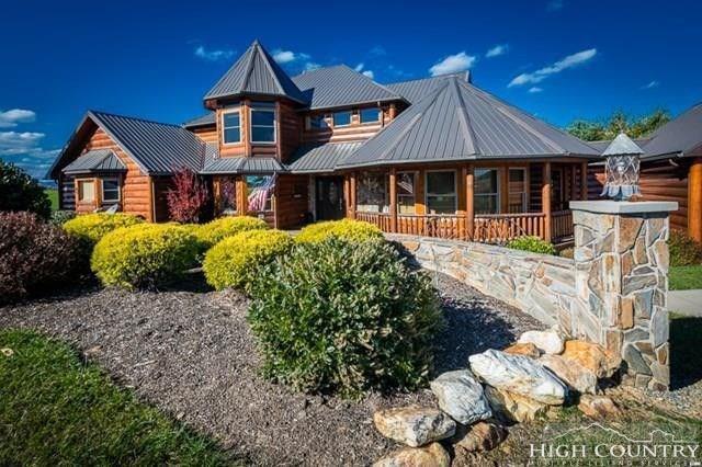 15 Nick Way, Sparta, NC 28675 (MLS #209028) :: Keller Williams Realty - Exurbia Real Estate Group