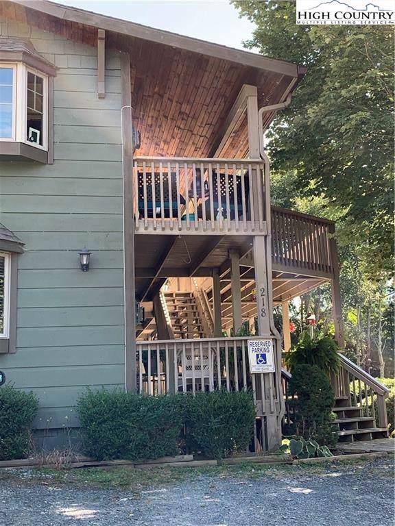 218 Elk Hill Drive #2, Banner Elk, NC 28604 (MLS #213825) :: RE/MAX Impact Realty