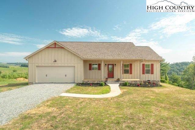353 Turtle Ridge Road, Sparta, NC 28675 (MLS #233427) :: RE/MAX Impact Realty