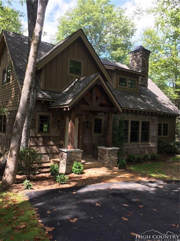 C-6 Timberwalk Drive, Blowing Rock, NC 28605 (MLS #208984) :: Keller Williams Realty - Exurbia Real Estate Group