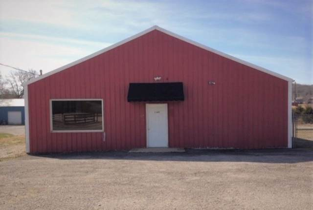 1145 E Main Street, Horse Cave, KY 42749 (#20194004) :: The Price Group