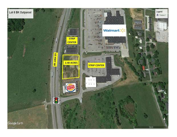 Lot 6 Burger King Outparcel, Russellville, KY 42276 (#20201541) :: The Price Group