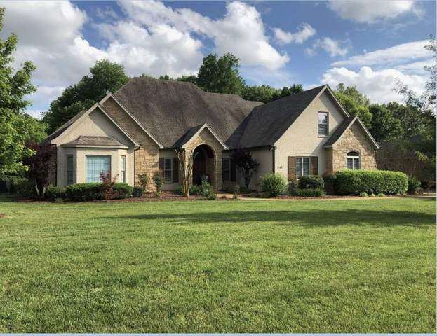 549 Cumberland Ridge Way, Bowling Green, KY 42103 (#20202025) :: The Price Group