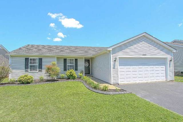 340 Creekwood Ave, Bowling Green, KY 42101 (#20202030) :: The Price Group