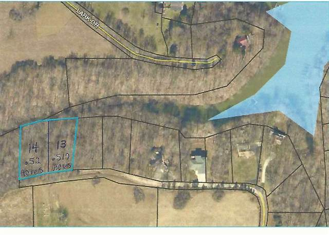 Lot 14 Starr Lane, Scottsville, KY 42164 (MLS #20202160) :: Reesy Real Estate Team | Keller Williams First Choice Realty