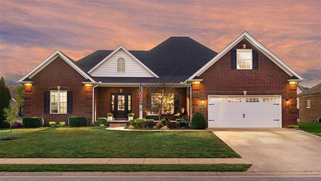 1321 Beaumont Drive, Bowling Green, KY 42104 (#20204032) :: The Price Group