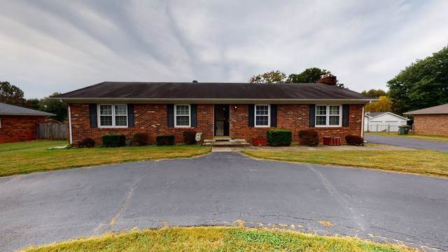 1529 Cave Mill Rd, Bowling Green, KY 42104 (#20204036) :: The Price Group