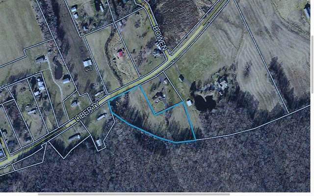 3.97 acres Liberty Rd., Campbellsville, KY 42718 (#20204048) :: The Price Group