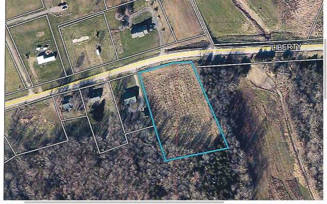 21 Acres Liberty Rd., Campbellsville, KY 42718 (MLS #20204051) :: Reesy Real Estate Team | Keller Williams First Choice Realty