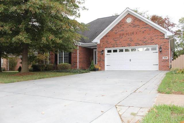 209 Sutters Mill Drive, Bowling Green, KY 42104 (#20204174) :: The Price Group