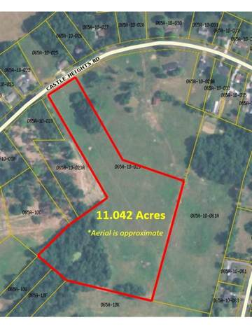 Lot 8 Castle Heights, Bowling Green, KY 42103 (#20204366) :: The Price Group
