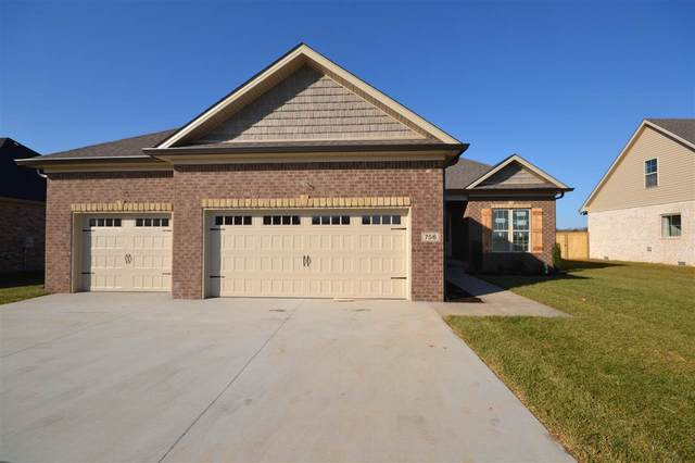 756 Heritage Preserve Lane, Bowling Green, KY 42104 (MLS #20210038) :: Reesy Real Estate Team | Keller Williams First Choice Realty