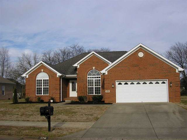 476 Fonso Circle, Bowling Green, KY 42104 (#20210247) :: The Price Group