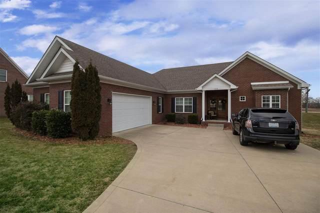 154 Cynthia Lynn Drive, Bowling Green, KY 42103 (MLS #20210348) :: Reesy Real Estate Team | Keller Williams First Choice Realty