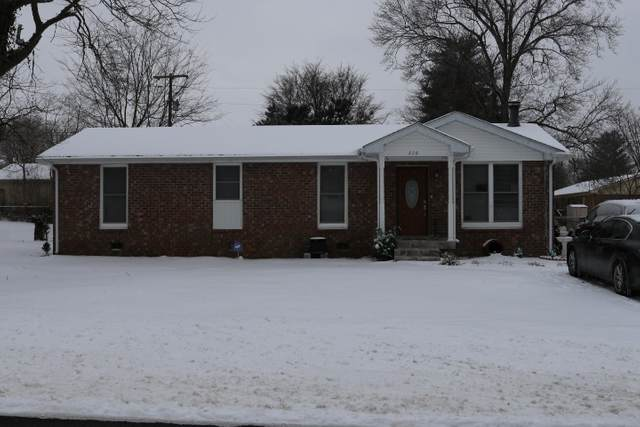 238 Valleybrook Avenue, Bowling Green, KY 42101 (MLS #20210589) :: Reesy Real Estate Team | Keller Williams First Choice Realty