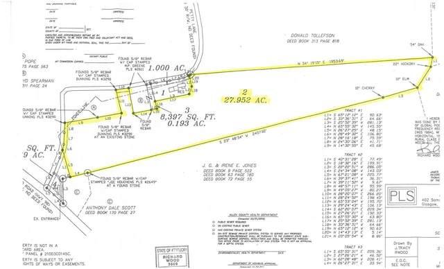 0 Petty Lane, Scottsville, KY 42164 (MLS #20210604) :: Reesy Real Estate Team | Keller Williams First Choice Realty