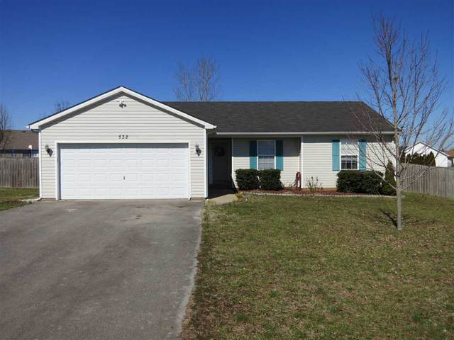 532 Creekwood Court, Bowling Green, KY 42101 (MLS #20210757) :: Reesy Real Estate Team | Keller Williams First Choice Realty