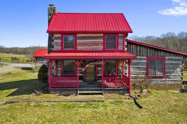 10290 Austin Tracy Road, Fountain Run, KY 42133 (MLS #20210863) :: Reesy Real Estate Team | Keller Williams First Choice Realty