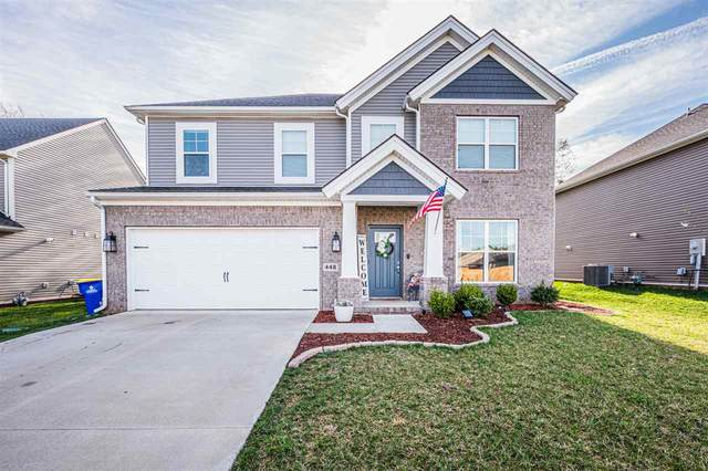 448 Vining Court, Bowling Green, KY 42104 (MLS #20211163) :: Reesy Real Estate Team | Keller Williams First Choice Realty