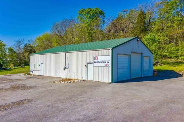 836/840 Nashville Street, Russellville, KY 42276 (MLS #20211538) :: Reesy Real Estate Team | Keller Williams First Choice Realty