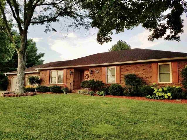 212 Saint Albans Drive, Bowling Green, KY 42103 (MLS #20211664) :: Reesy Real Estate Team | Keller Williams First Choice Realty