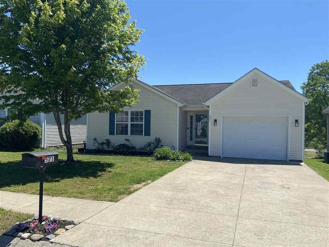 521 Coastal Ave, Bowling Green, KY 42103 (MLS #20211889) :: Reesy Real Estate Team | Keller Williams First Choice Realty