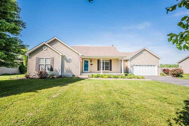 7335 Old Greenhill Road, Bowling Green, KY 42103 (#20212063) :: The Price Group
