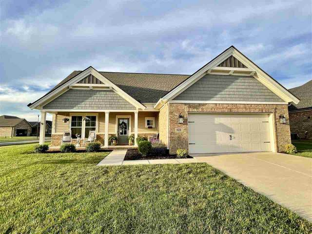 523 Mccoy Place Drive, Bowling Green, KY 42104 (#20212243) :: The Price Group